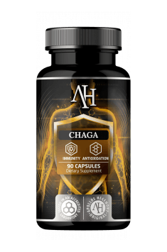 Apollo's Hegemony Chaga - supplement containing high quality extract of Chaga vital mushrooms