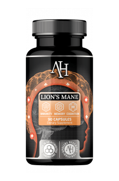 Apollo's Hegemony Lion's Mane - high quality extract of Lion's Mane mushrooms
