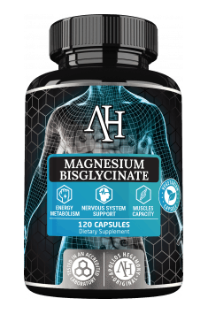 Optimally bioavailable form of magnesium in optimal dosage - recommended magnesium supplement - Apollo's Hegemony Magnesium Bisglycinate