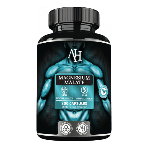 Cheap and effective magnesium supplement - Apollo's Hegemony Magnesium Malate